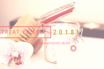 "If you want to ""treat yo self"" to some self love and pampering, Stephanie Cristi provides a constantly updated list of ideas for self care activities."