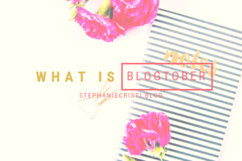 StephanieCristi provides a list of bloggers to follow participating in Blogtober 2018 across many different blogging niches.